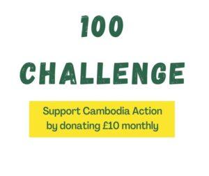 100 Challenge graphic